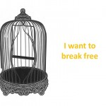 Want to Break Free by Michael