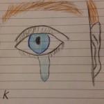 Tear by K
