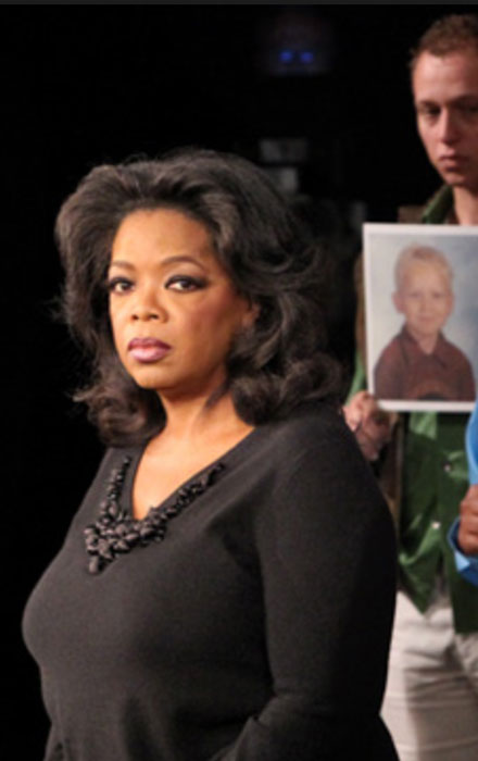 Oprah: 200 Adult Men Who Were Molested Come Forward