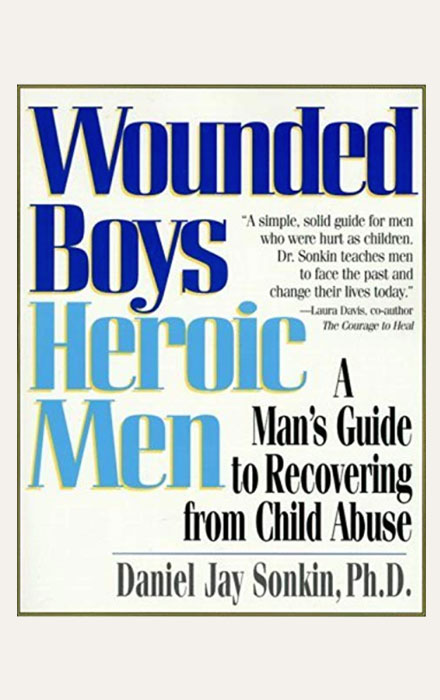 Wounded Boys, Heroic Men: Man's Guide to Recovering from Child Abuse
